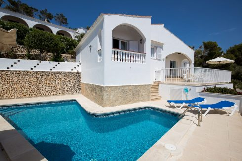 Proa San Jaime Pool and Villa