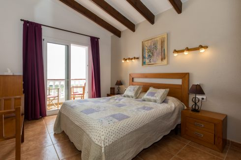 Proa San Jaime double bedroom 1