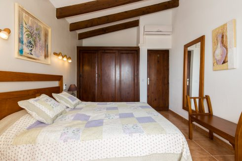 Proa San Jaime double bedroom 2