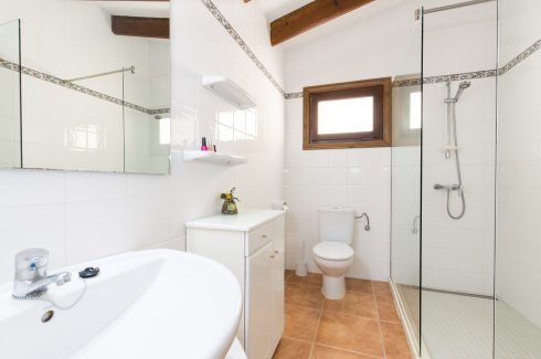 Proa San Jaime shower room 2