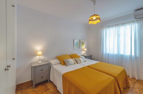 Kakaba torre Soli Nou Twin bedroom 2